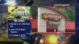 Customers possibly exposed to hepatitis A at west Charlotte Hardee's restaurant