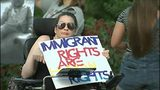 Hundreds rally in Charlotte for separated immigrant families