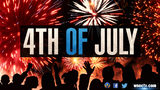 Local Fourth of July parade routes and road closures