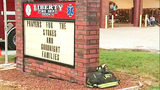 Grieving colleagues remember volunteer firefighter killed in crash