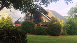 Family escapes large house fire in Mooresville