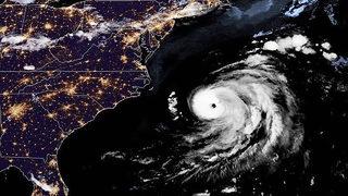 TROPICS: Hurricane Chris reaches Category 2 strength in Atlantic