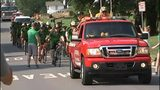 First responders return home from 620-mile Carolina Brotherhood ride