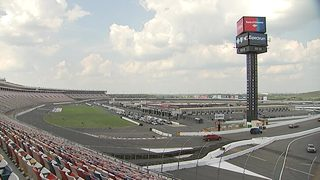 NASCAR fans test new ROVAL road course at Charlotte Motor Speedway