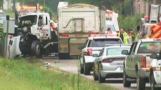 18-year-old killed in crash near Rowan-Cabarrus line