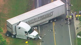 Troopers: Fatal crash has busy Cabarrus County highway closed