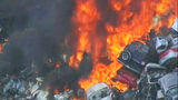 38 violations uncovered at site of massive Rowan Co. scrapyard fire from 1998 to 2010