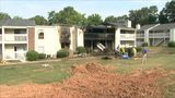 Red Cross seeks donations after dozens displaced by enormous Charlotte apartment fire