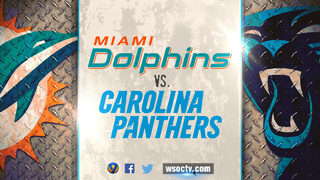 GAME PREVIEW: Panthers host Dolphins in second preseason game