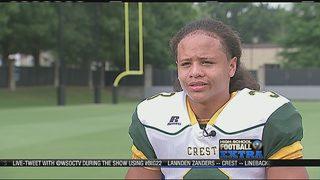 Big 22 profile -- Lannden Zanders,Crest High School