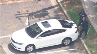 Man tracks down car hours after it was stolen in uptown Charlotte