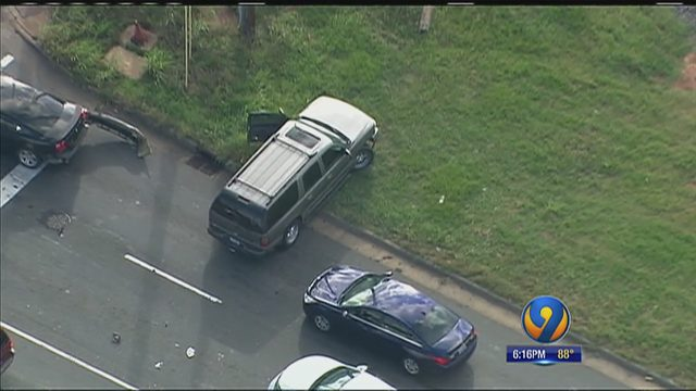 POLICE CHASE: Suspect in custody after dangerous chase through south