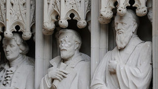 Duke University announces Robert E. Lee statue will not return to chapel entrance