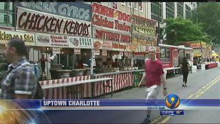 Thousands expected to attend Charlotte Pride Festival in Uptown