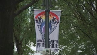 Thousands visit uptown for Charlotte Pride parade