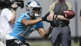 Panthers first-round draft pick cited for reckless driving, speeding