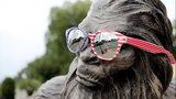 Bigfoot statue (Janet Blackmon Morgan, jblackmon@thesunnews.com)