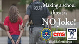 Local law enforcement, CMS launch awareness campaign to combat school threats