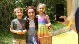 The Land of Oz theme park in Beech Mountain, North Carolina, opens its gates for special events in June and in the fall.