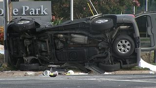 SOUTH CHARLOTTE FATAL CRASH: CMPD: Woman ran red light in crash that
