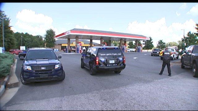 YORK GAS STATION SHOOTING: Man shot at York gas station: 'He