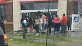 Looting at Family Dollar in Wilmington