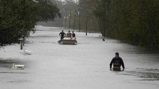 FLORENCE AFTERMATH: 2 die in rising flood waters that overtook a van in SC