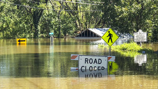MAJOR DETOUR: Travel not advised in southeastern, south central NC