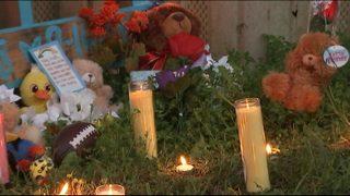 PHOTOS: Vigil for Kade