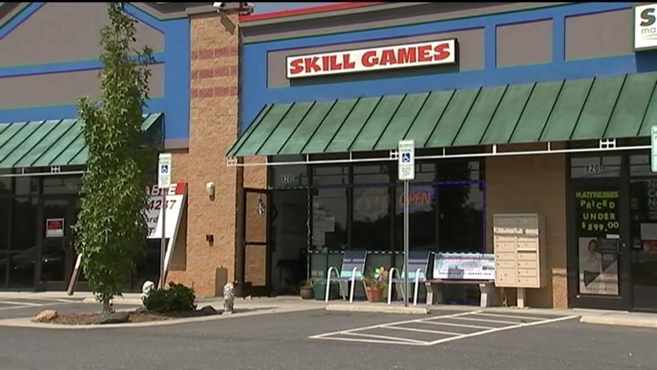 GAMING HALLS: Judge rules Hickory-area gaming halls to