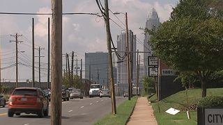 Portion of north Charlotte road to close for storm drainage system installation