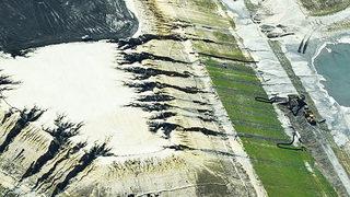 Dam breach at Duke plant could spill coal ash into Cape Fear River