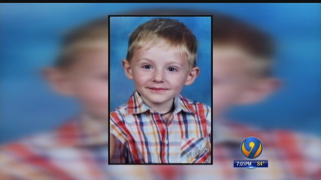 MISSING 6-YEAR-OLD MADDOX RITCH: 'Just a sweet innocent child