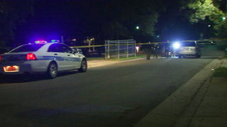 CMPD investigating after child struck by van in east Charlotte