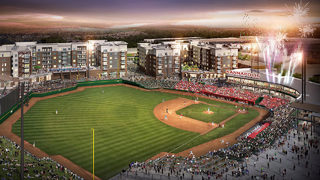 Kannapolis approves $52M downtown ballpark; aiming for 2020 opening