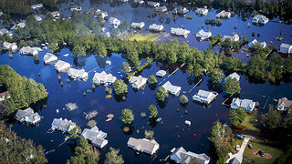 North Carolina lawmakers return for second step on Florence aid