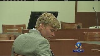 Accuser testifies in rape trial of former UNCC quarterback Kevin Olsen