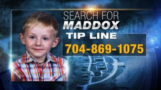 SEARCH FOR MADDOX: Crews to continue search overnight for missing boy