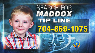 SEARCH FOR MADDOX: FBI use parents