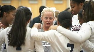 Volleyball teams meet for first time since alleged racist, sexual comments