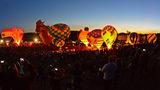Balloon Glow at Carolina BalloonFest