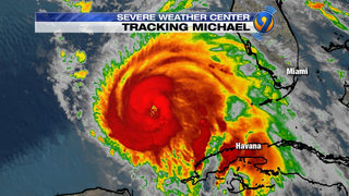 HURRICANE MICHAEL CHARLOTTE: Major Hurricane Michael set to