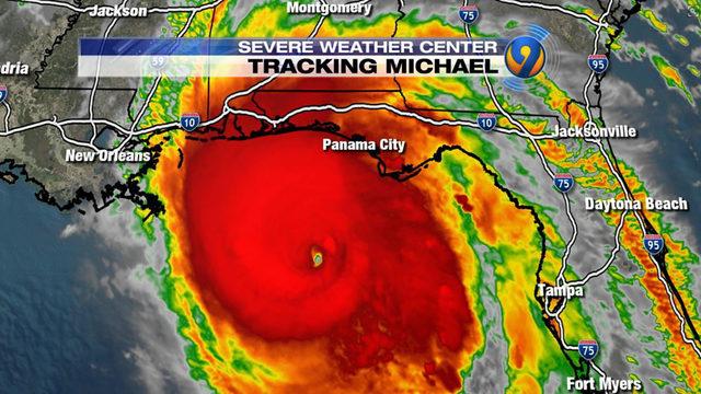 Hurricane Michael Updates Michael To Make Biggest Impact In