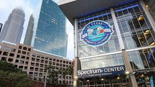 Charlotte Hornets get uptown buzzing
