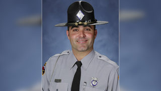 Officials announce funeral service for fallen trooper