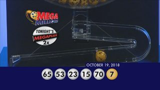 Mega Millions jackpot reaches record $1 billion