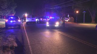 Pedestrian killed; police continue search for motorist in east Charlotte