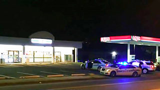 CMPD identifies man shot, killed at a west Charlotte gas station
