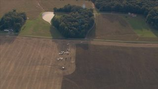 Death investigation underway in Union County field