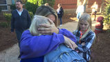 Students, parents recall emotional moments following school shooting